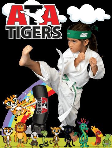 ATA Martial Arts ATA Martial Arts of Merrimack - ATA Tigers